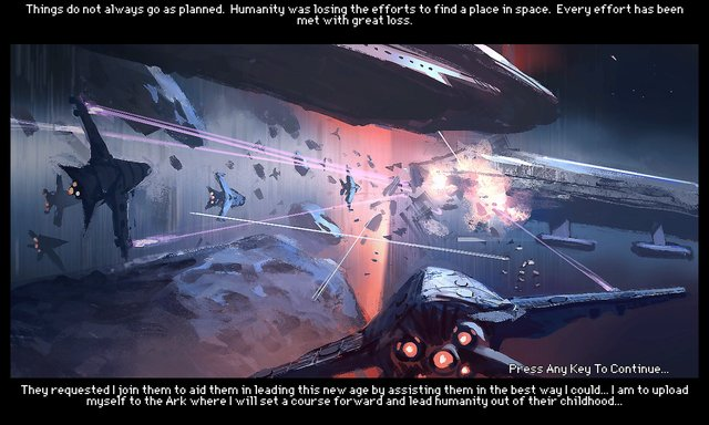 The Sentient screenshot