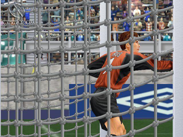 International Superstar Soccer 3 screenshot