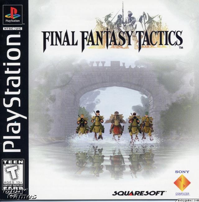Final Fantasy Tactics screenshot
