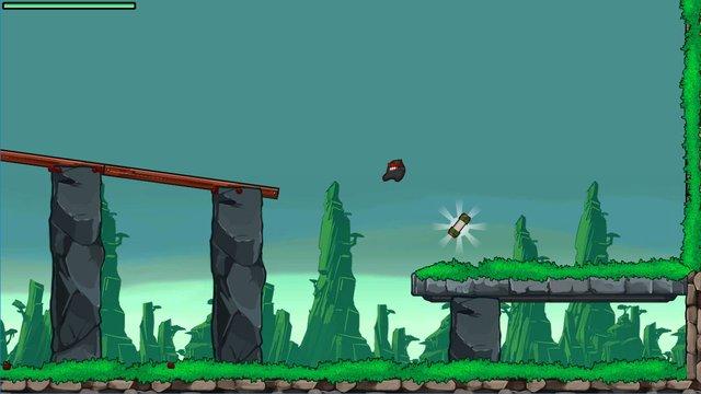 Super Spring Ninja screenshot