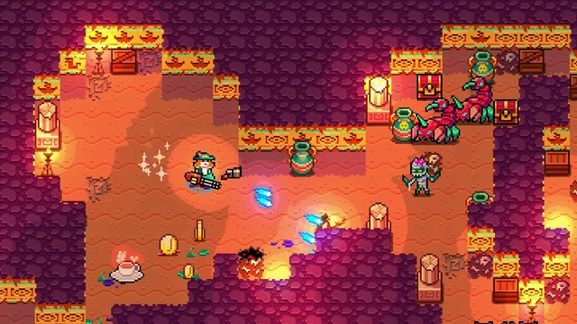 Monsters and Monocles screenshot