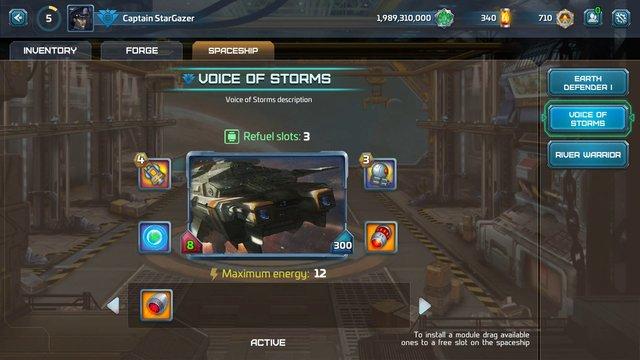 Cosmos Invictus screenshot