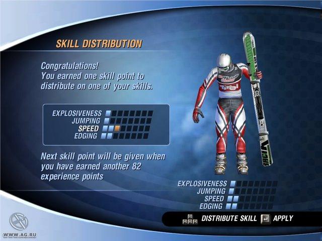 Ski Racing 2006 screenshot