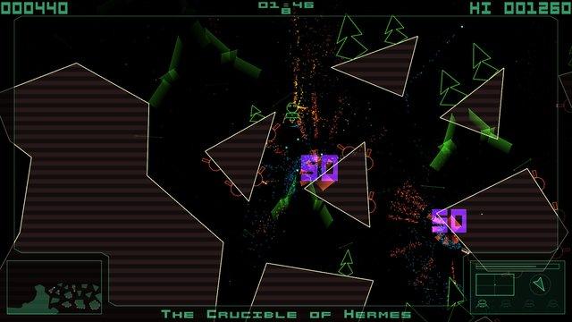 Terra Lander screenshot