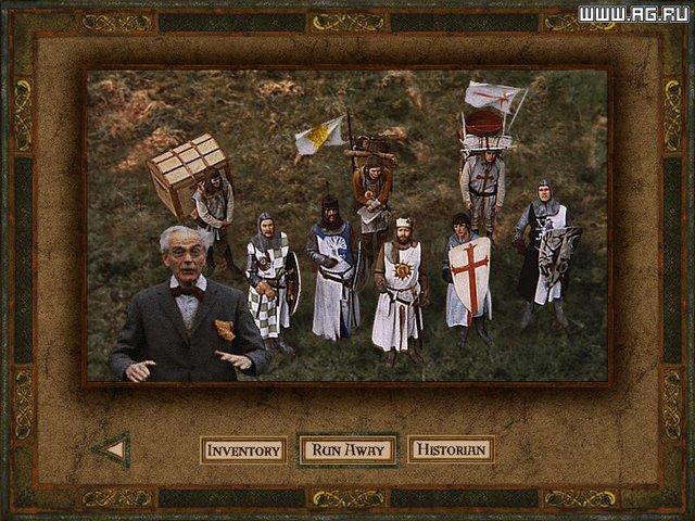 Монти Пайтон и поиски Святого Грааля screenshot