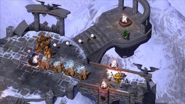 Magicka: The Watchtower screenshot