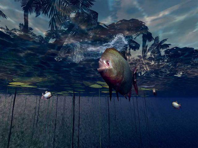 Hunter Dan Bowfishing Survival Gauntlet screenshot
