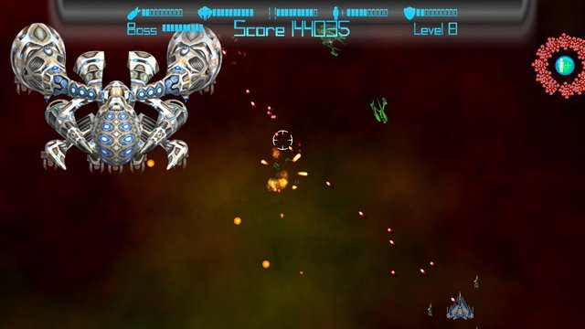 GalaxIverse screenshot