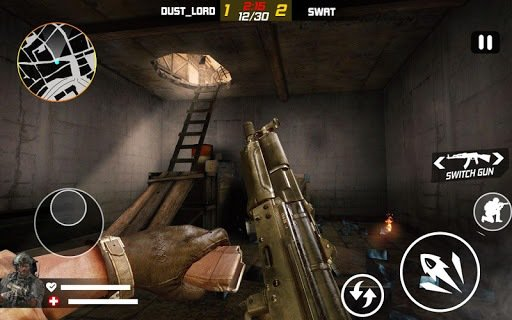 ELITE ARMY KILLER: COUNTER GAME screenshot