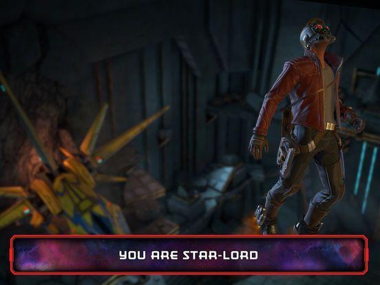 Marvel's Guardians of the Galaxy TTG screenshot