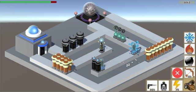 Primitive Tower Defense screenshot