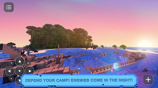 Survival: Island Build Craft screenshot