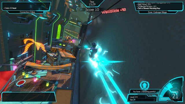 Hover: Revolt Of Gamers screenshot