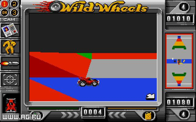 Wild Wheels screenshot