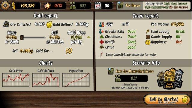 BoomTown! Deluxe screenshot