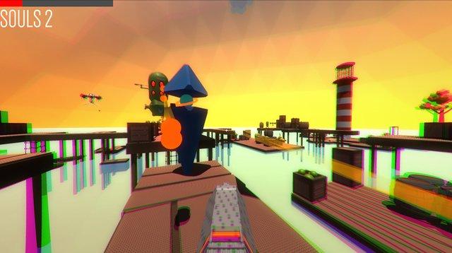 Polygod screenshot