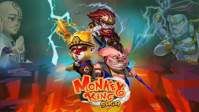 Monkey King Saga screenshot