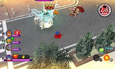 YO-KAI WATCH 2: Psychic Specters screenshot