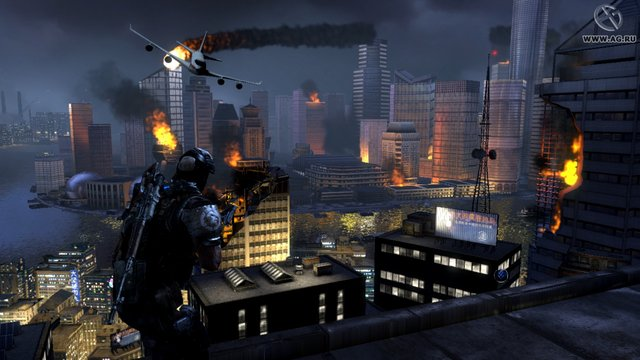 Army of TWO: The 40th Day (2010/I) screenshot