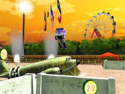 Super Stunt Spectacular screenshot