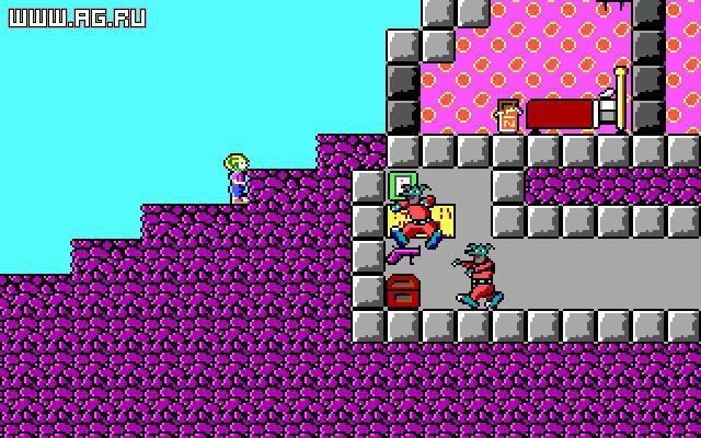 Commander Keen 3: Keen Must Die! screenshot