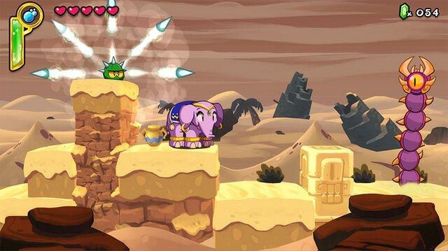 Shantae Half-Genie Hero screenshot