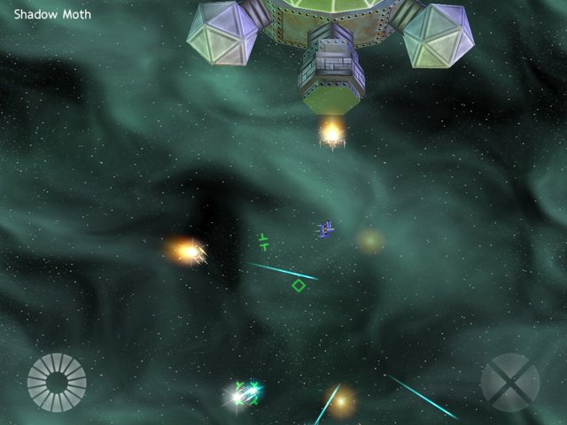 Flatspace IIk screenshot
