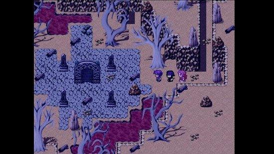 Sarab: The Dark Tower screenshot