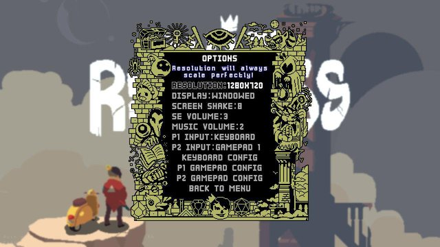 Ruin of the Reckless screenshot