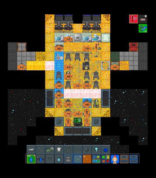 Space Station 13 screenshot