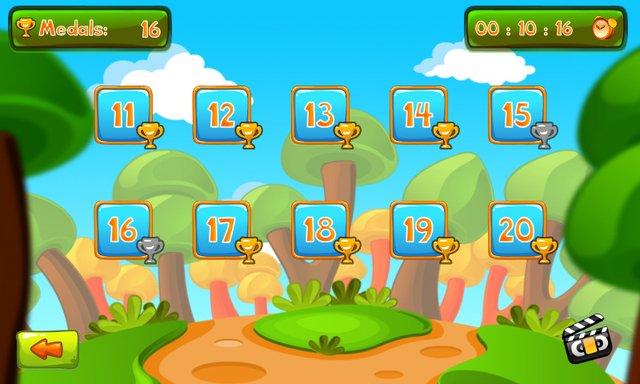 Bomb The Monsters! screenshot