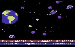 Astro Chase screenshot