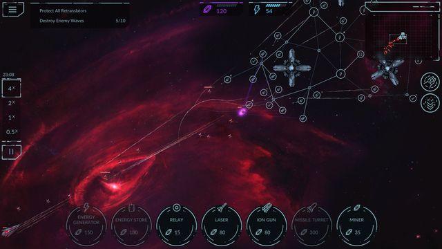 Phantom Signal screenshot