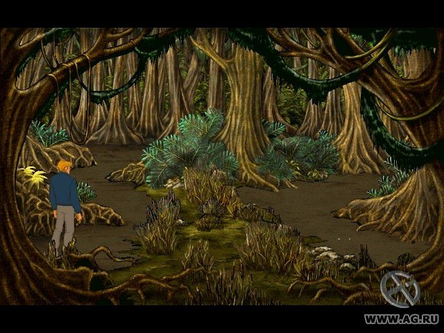 Broken Sword 2: The Smoking Mirror screenshot