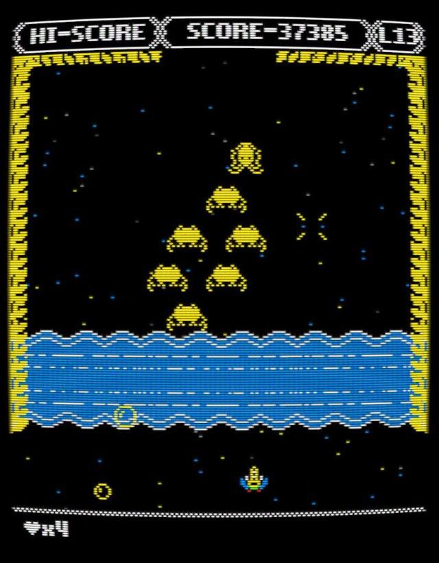 Zeroptian Invasion screenshot