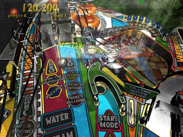 Pure Pinball 2 REDUX screenshot