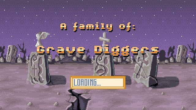 a Family of Grave Diggers screenshot