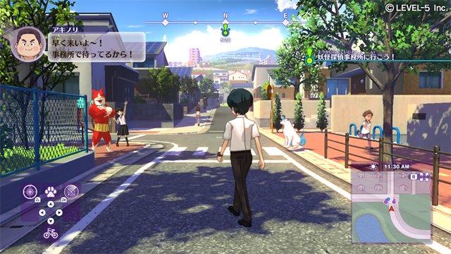 Yo-kai Watch 4 screenshot