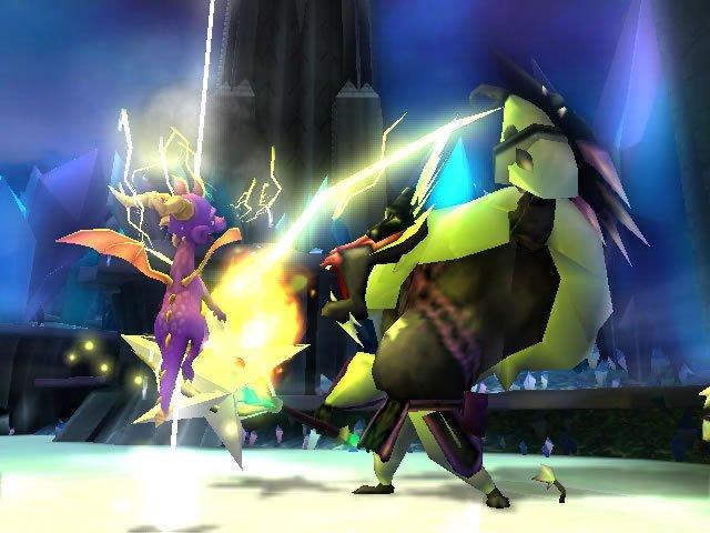 The Legend of Spyro: A New Beginning screenshot