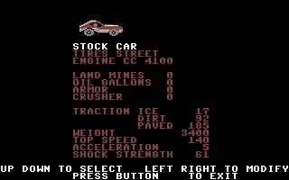 Racing Destruction Set screenshot