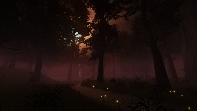 It Lurks in the Woods screenshot