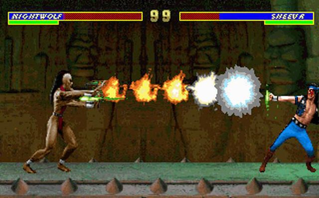 Mortal Kombat 1+2+3 screenshot