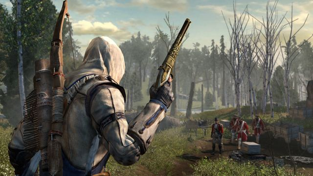 Assassin's Creed III: The Hidden Secrets Pack screenshot