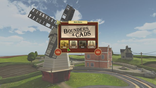 Bounders and Cads screenshot