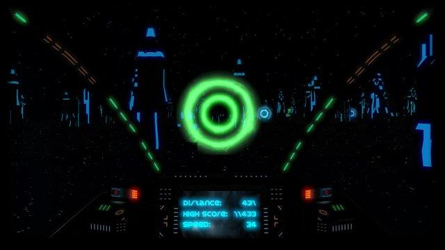 CYBER JOLT screenshot