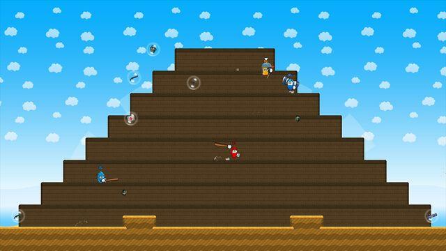 Bounce Rescue! screenshot