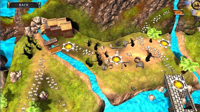 Hydraulic Empire screenshot