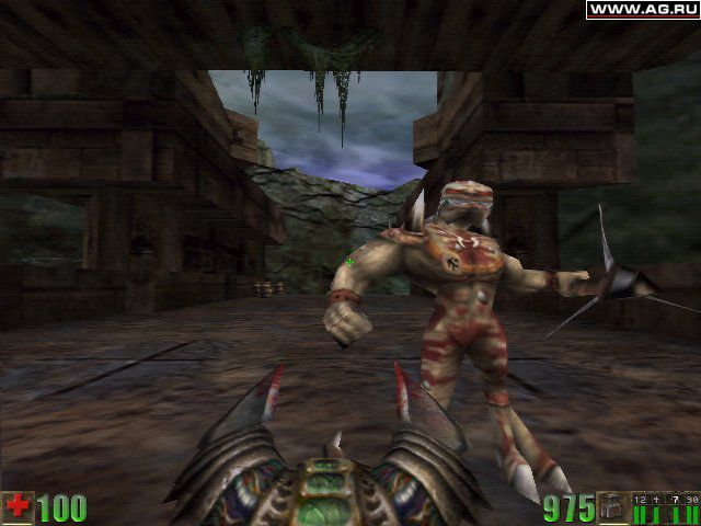 Unreal Mission Pack: Return to Na Pali screenshot
