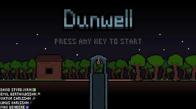 Dunwell screenshot