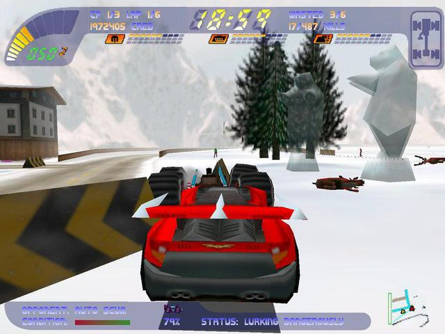 Carmageddon 2: Carpocalypse Now screenshot